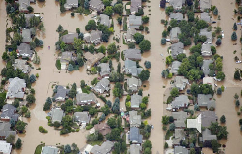 Climate Change Has Cost the U.S. Billions of Dollars in Flood Damage
