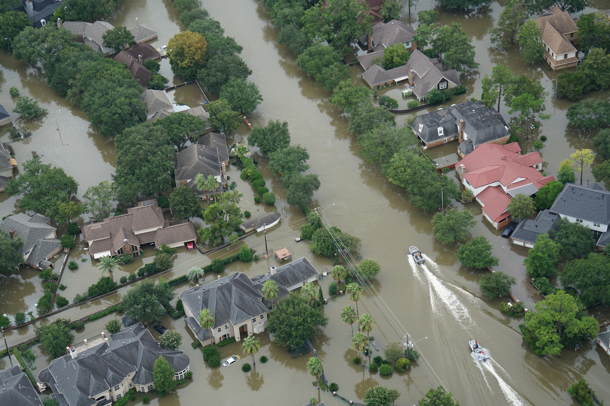 Most Americans Don't Have Enough Flood Insurance for Climate Change