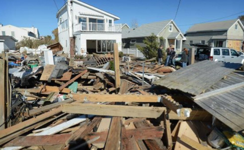 AIG Losses from Sandy
