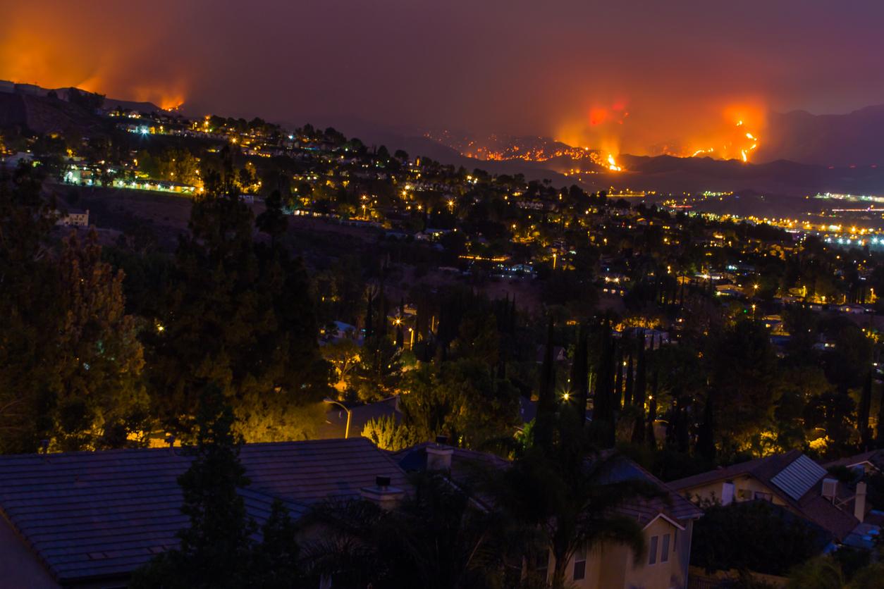Mercury Insurance Launches Programs to Help California Homeowners with Wildfire Risk