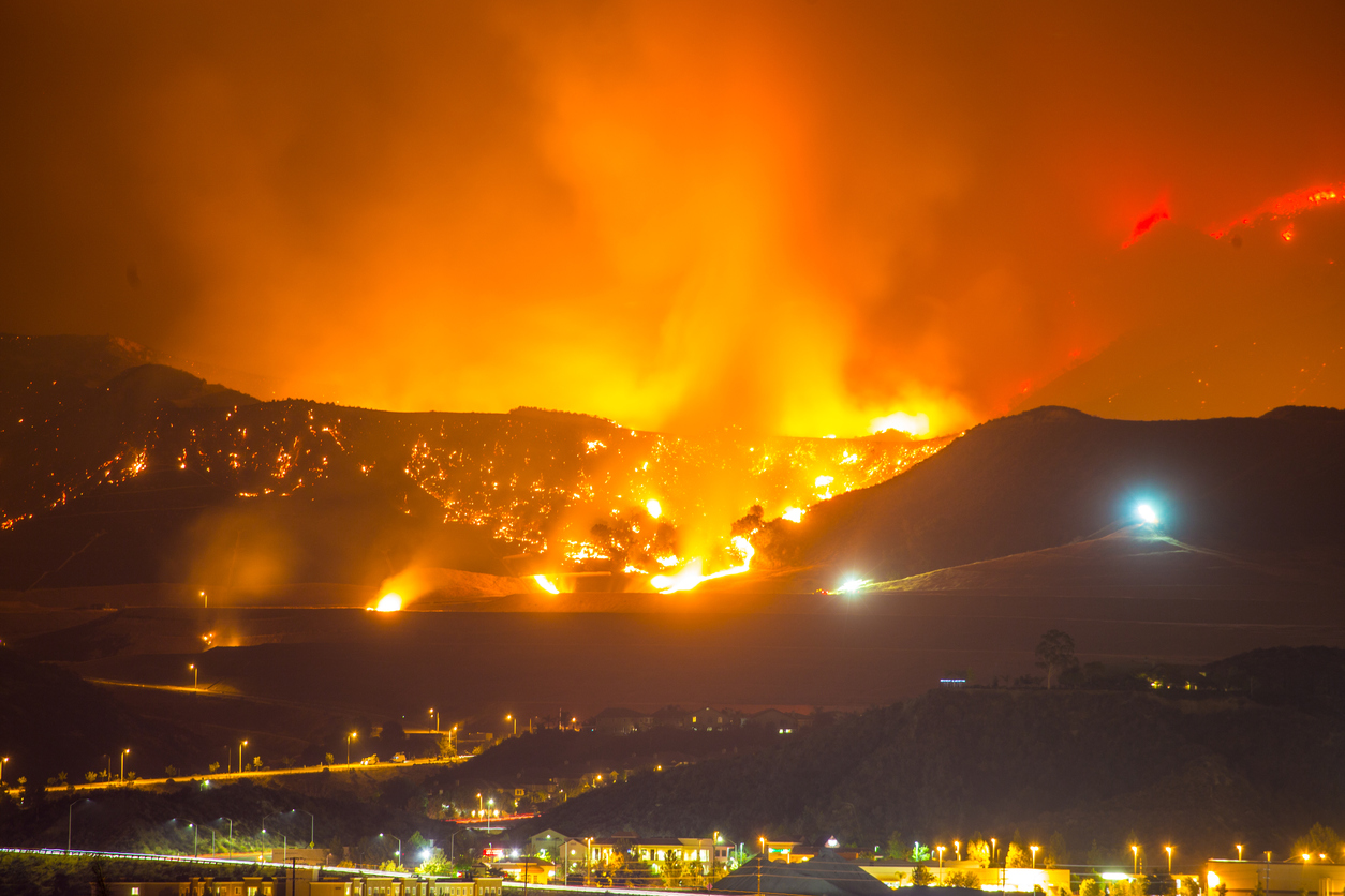 As Wildfire Threat Rises, At-Risk Communities Eye New Defenses