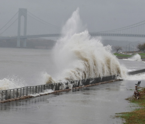 Sandy insured losses