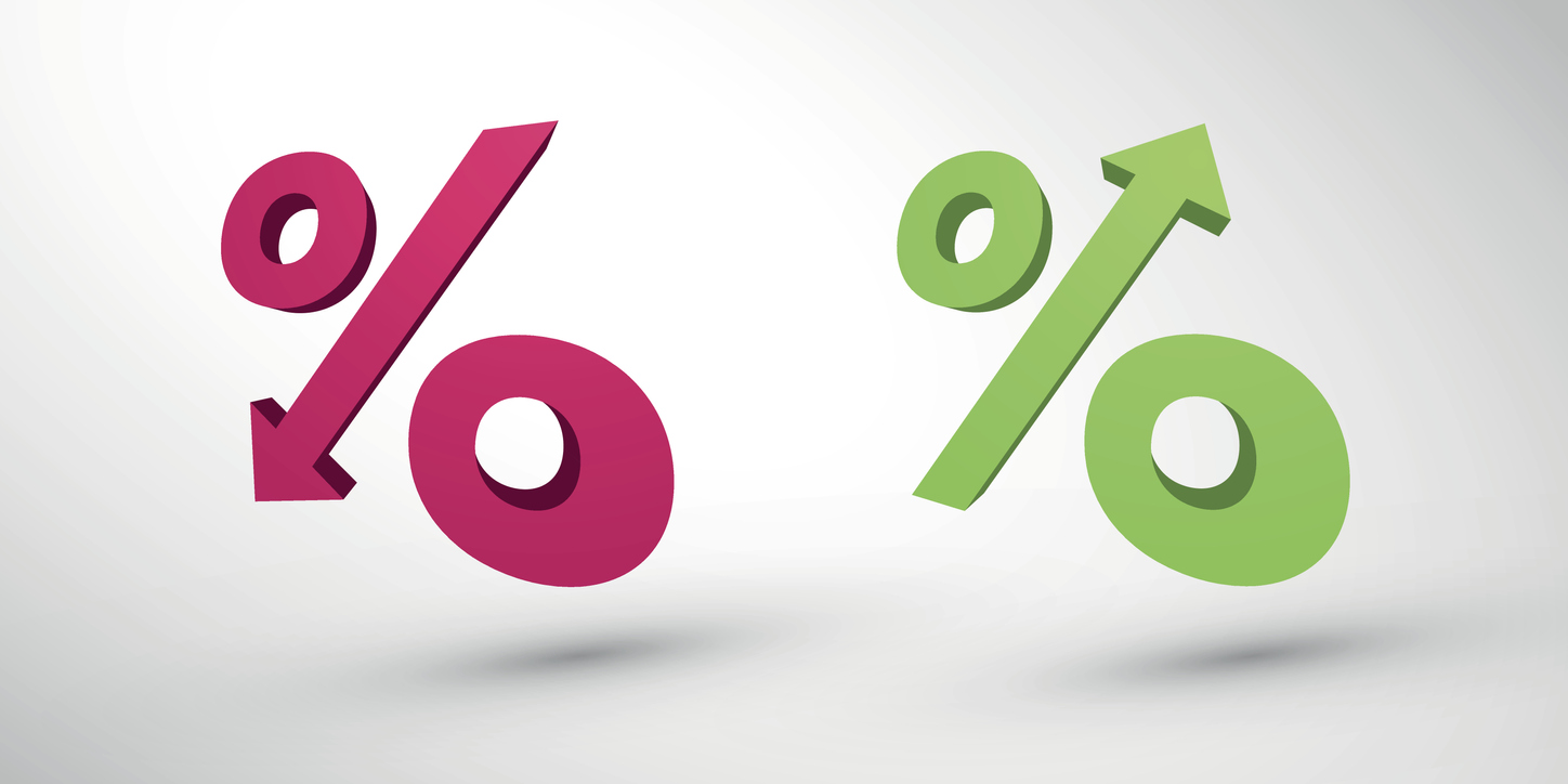 Year Over Year Average Commercial Renewal Rates Up