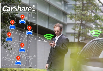 Car Sharing and Car Rental Companies are Battling Over State Laws