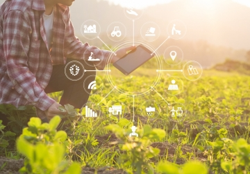 Munich Re Member Firm HSB Announces Cyber Cover for Farmers
