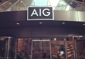 AIG's Zaffino Is Fighting to Turn Around the House that Hank Built