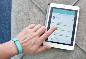 Life insurance and wearables