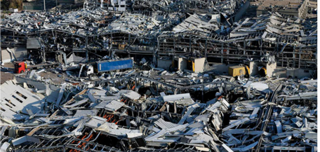 Sources: Insured Losses from Beirut Explosion Estimated at $3B