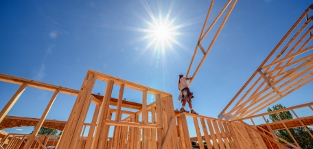 Rental Home Construction Climbs as Purchase Prices Surge