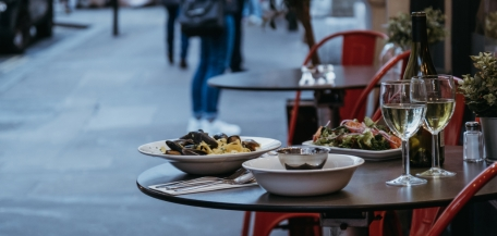 Auto Accidents at Temporary Outdoor Dining Areas in NYC on the Rise