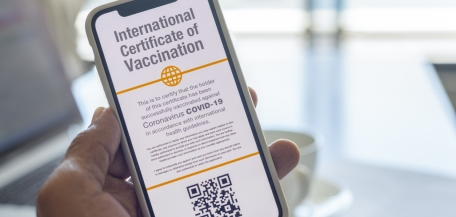 Airport Security App Clear Looks to Score with U.S. 'Vaccine Passport'