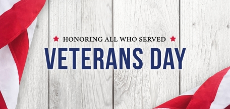 In Honor of Our Veterans