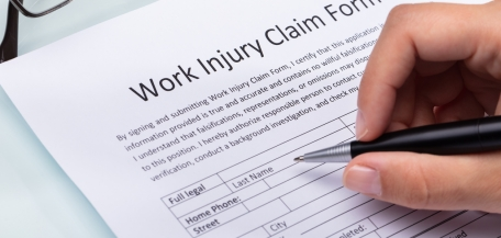 The Early Impact of COVID-19 on Workers' Compensation Claim Composition