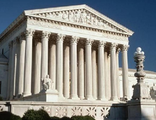 Supreme Court and Voting Act