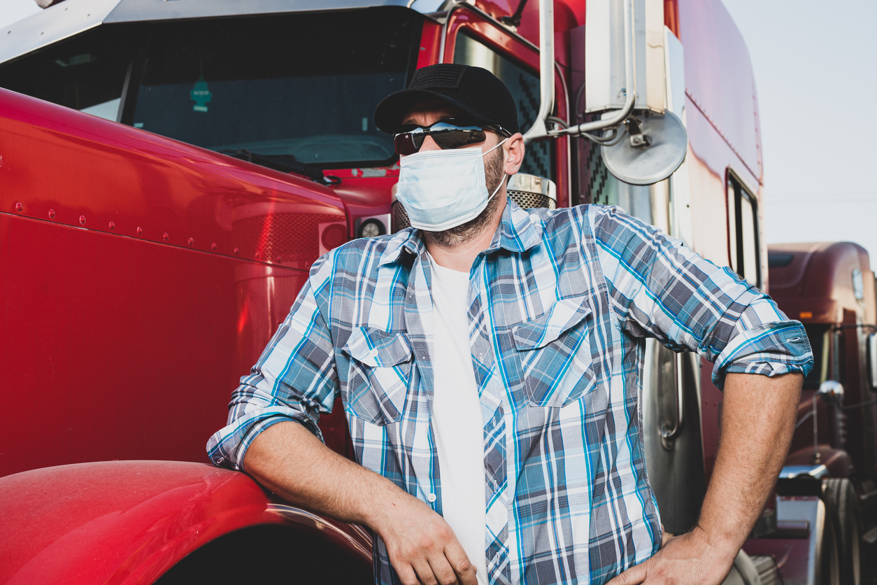 Trucking, Freight Industry Seek Faster Route to COVID-19 Vaccinations