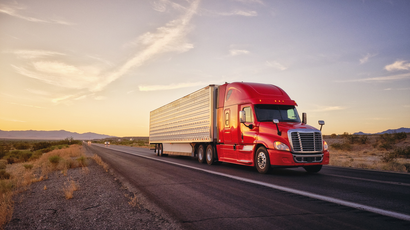 Surging Truck Insurance Rates Hit Freight Operators